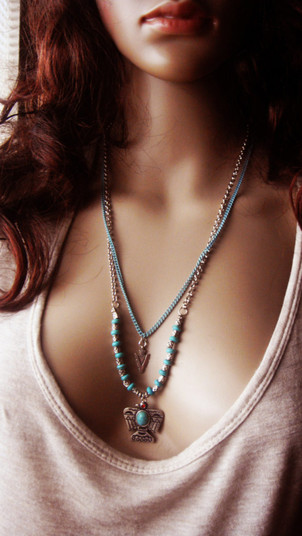 20 Trendy Handmade Turquoise Jewelry Ideas To Stay Up To Date (19)