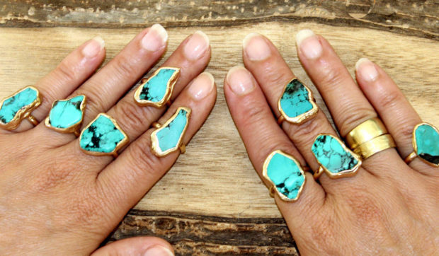 20 Trendy Handmade Turquoise Jewelry Ideas To Stay Up To Date (2)