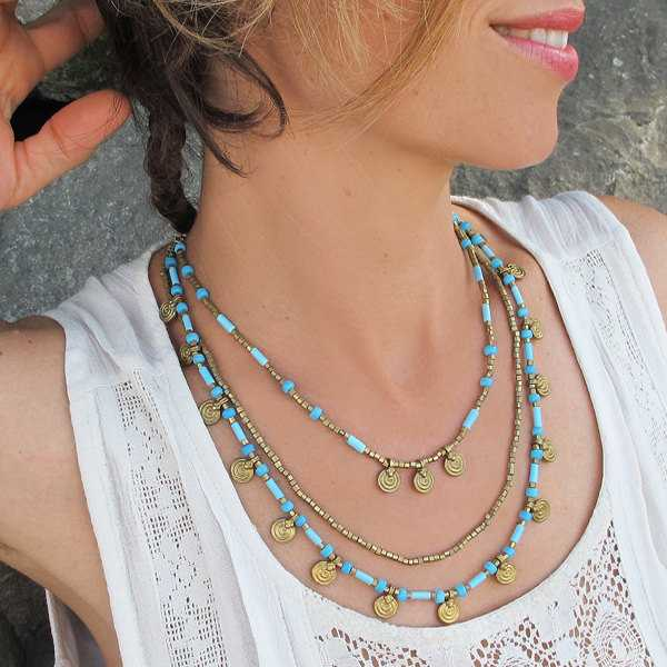 20 Trendy Handmade Turquoise Jewelry Ideas To Stay Up To Date (4)