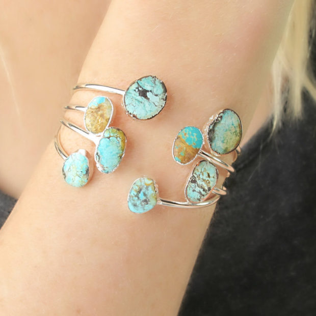 20 Trendy Handmade Turquoise Jewelry Ideas To Stay Up To Date (9)