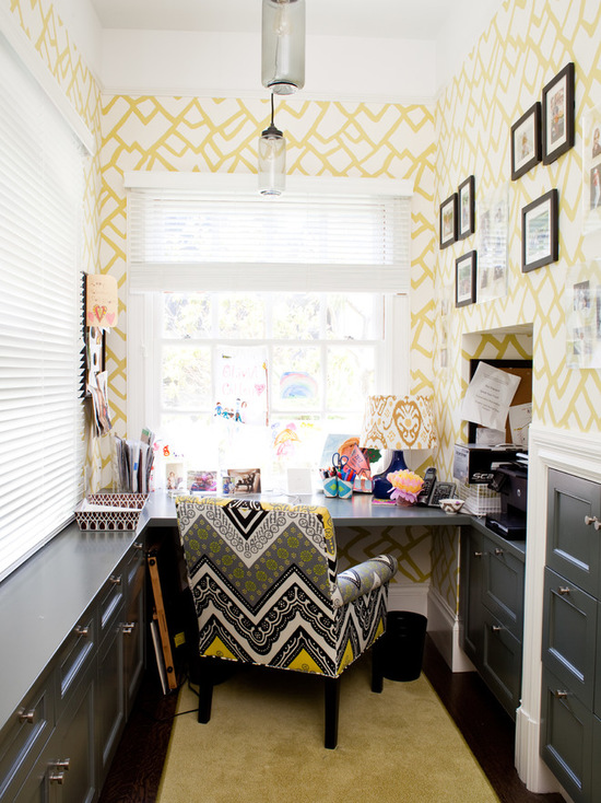 Awe Inspiring 21 Home Office Design And Decor Ideas Guaranteed To Make Work More Largest Home Design Picture Inspirations Pitcheantrous