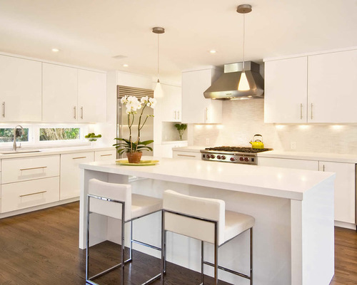 18 Great White Kitchen Design and Décor Ideas (Part 2)