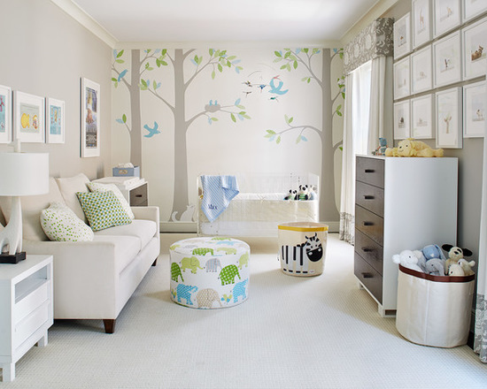20 Steal Worthy Decorating Ideas For Baby Nurseries (Part 2)
