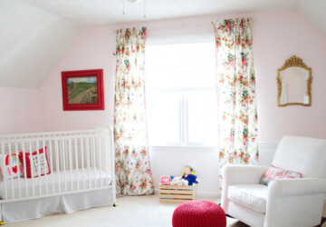 20 Steal-Worthy Decorating Ideas For Baby Nurseries (Part 2) - Nursery room, kids room, Baby Nurseries