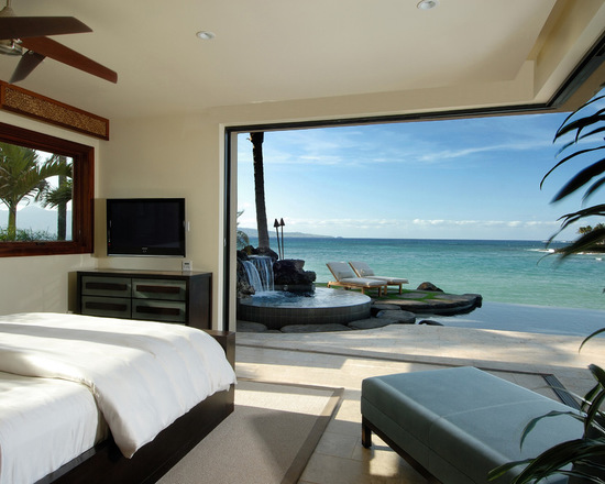 17 Gorgeous Master Bedroom Design Ideas in Tropical Style