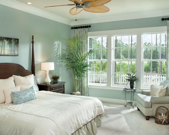 Superb 17 Gorgeous Master Bedroom Design Ideas In Tropical Style