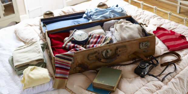 Travel Packing Tips for Men