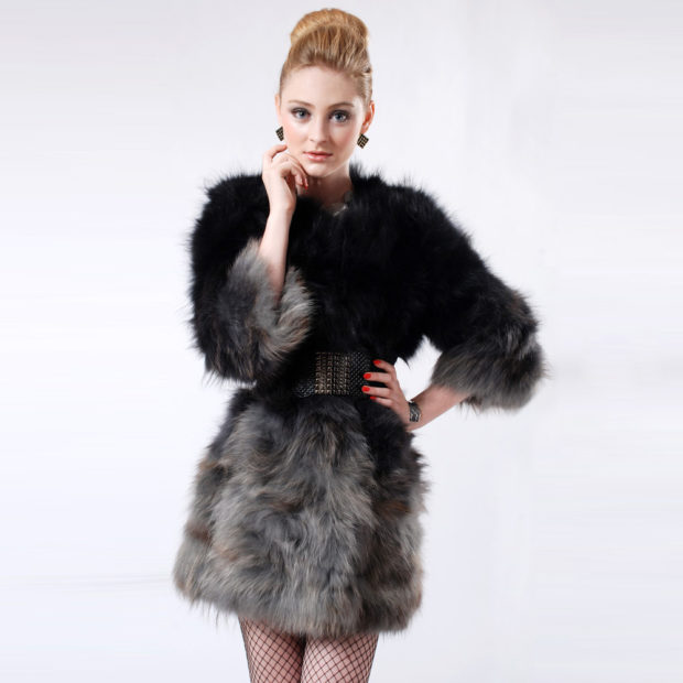 Fashion-New-Factory-wholesale-Ladies-Fox-fur-coat-Gradient-color-three-quarter-sleeve-women-s-fur