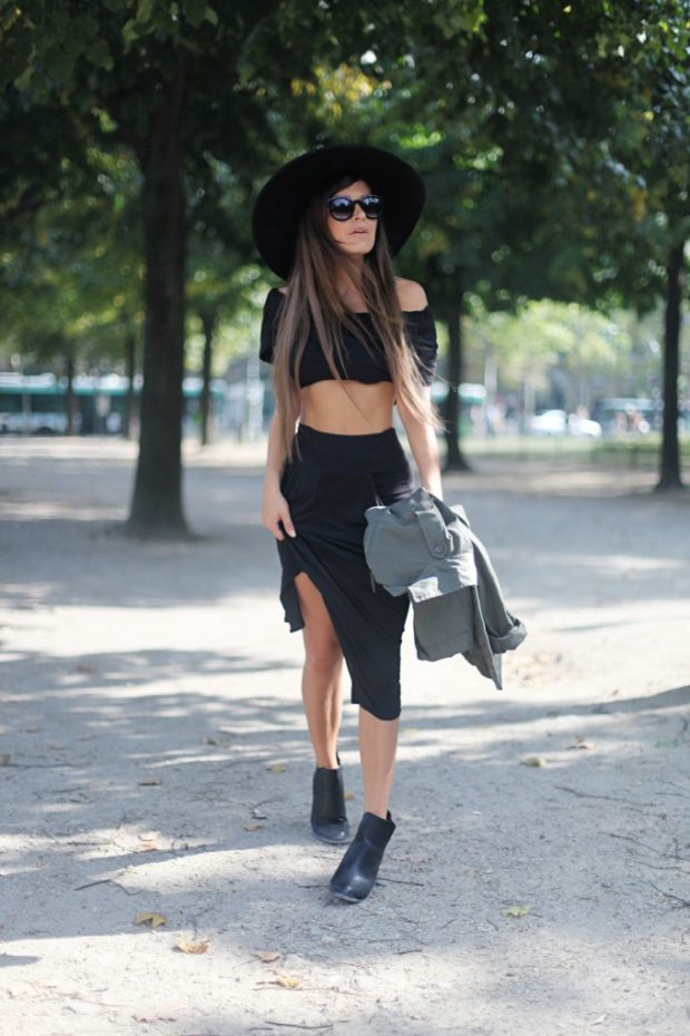 18 Ways to Style the Crop Top this Summer ( Part 2)