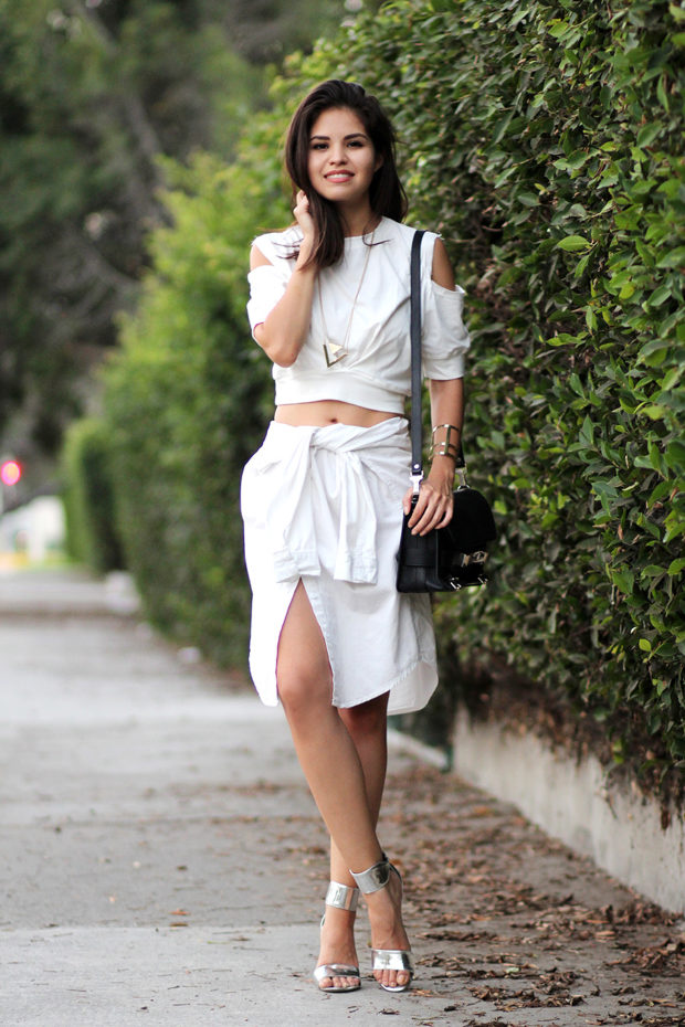 18 Ways to Style the Crop Top this Summer ( Part 1)