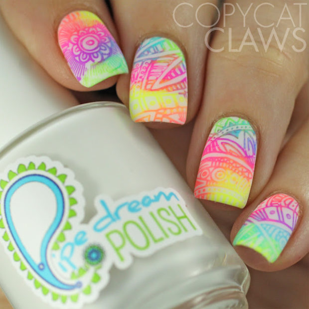17 Gorgeous Fashion Inspired Nail Art Ideas (Part 2)