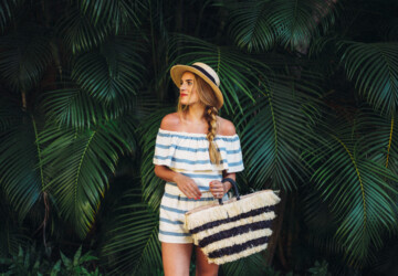 22 Cute Summer Outfit Ideas by Fashion Blogger Julia from Gal Meets Glam - summer outfit ideas, JULIA ENGEL, Gal Meets Glam, fashion blogger