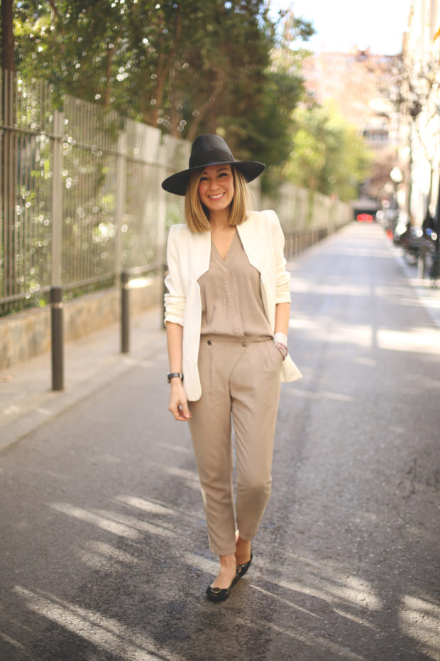 Street Style: 16 Stylish Jumpsuit Outfit Ideas for Summer (Part 1)
