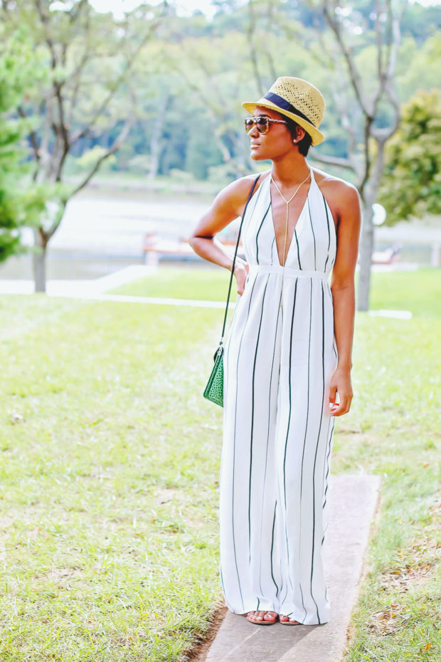 Street Style: 16 Stylish Jumpsuit Outfit Ideas for Summer (Part 2)