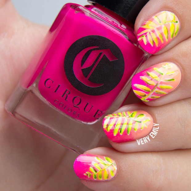 Make A Statement This Summer with a Gorgeous Neon Nails Design