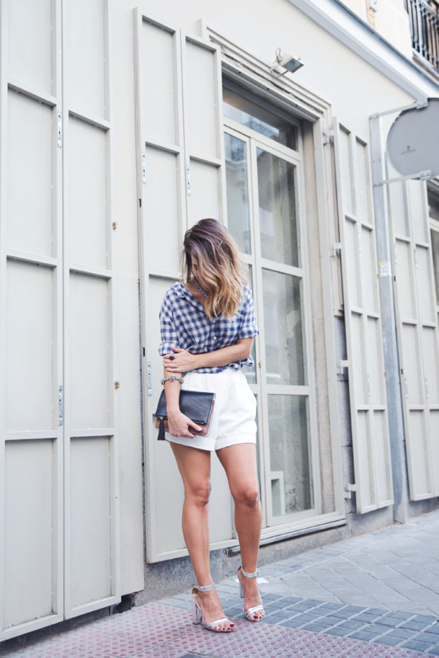 17 Cute Summer Outfit Ideas with Shorts (Part 1)