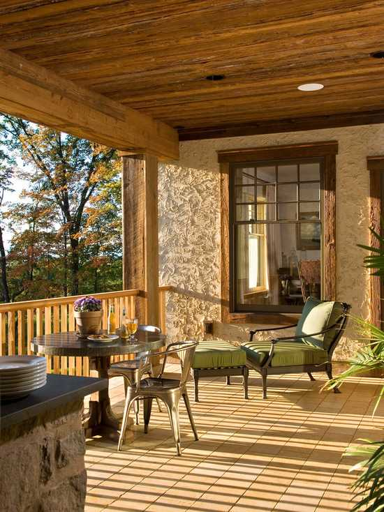 Veranda Design: 18 Photos of Decorating Ideas - Style Motivation