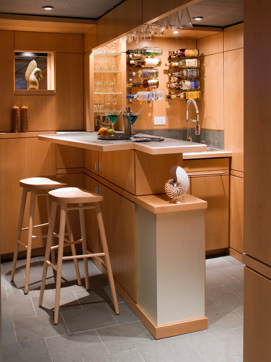 kitchen with mini bar design 16 cool home mini bar ideas that you should try for your 8760