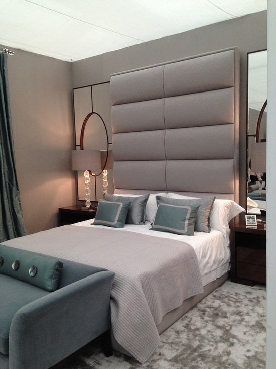 Ordinary Headboard Ideas Part - 10: 20 Gorgeous Master Bedroom Headboard Ideas