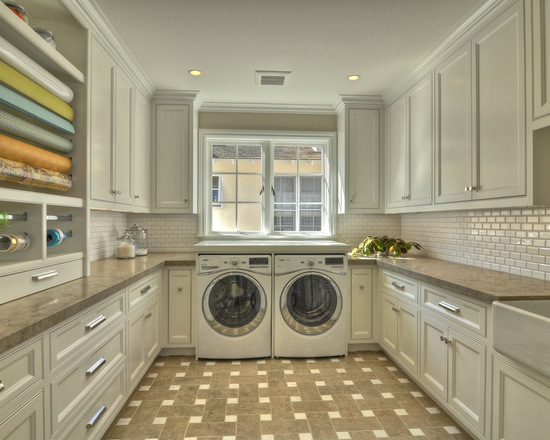 18 Great Laundry Room Design Ideas That'll Make You Want To Do Laundry - Laundry Room Design Ideas, Laundry Room, Laundry, attic bedroom design ideas