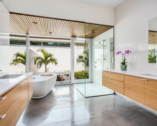 Zen Bathroom Remodels 15 zen bathroom design ideas in tropical style - style motivation