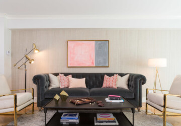 Mix of Grey and Pink for Chic Living Room Decor (Part 1) - pink and grey, Grey and Pink for Chic Living Room Decor, Grey and Pink, Chic Living Room Decor, chic living room