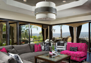 Mix of Grey and Pink for Chic Living Room Decor (Part 2) - living room decor, Grey and Pink Living Room Decor, Grey and Pink for Chic Living Room Decor, Grey and Pink, Chic Living Room Decor
