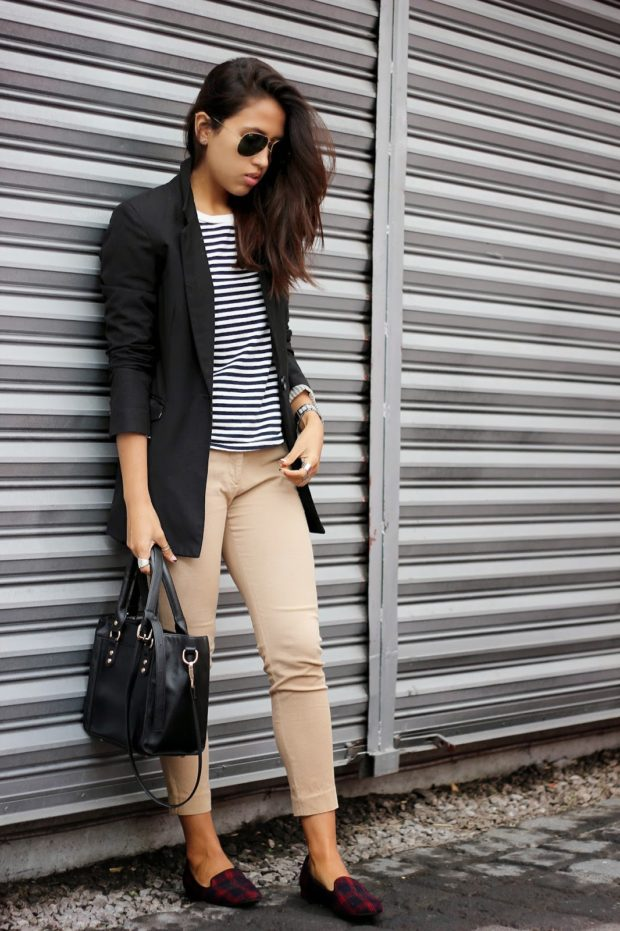 Dress to Impress: 15 Great Outfit Ideas for the First Day of School (Part 1)