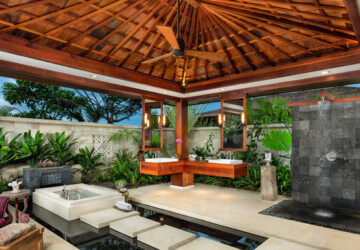 15 Zen Bathroom Design Ideas in Tropical Style - Zen Bathroom Tropical Style, Zen Bathroom Design Ideas in Tropical Style, Zen Bathroom Design Ideas, Zen bathroom design, Zen bathroom, Tropical Style Bathroom, tropical style, Bathroom Design Ideas