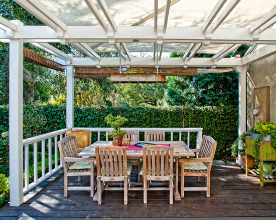 17 outstanding outdoor dining room design ideas (part 1) - style