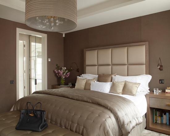 20 Gorgeous Master Bedroom Headboard Ideas