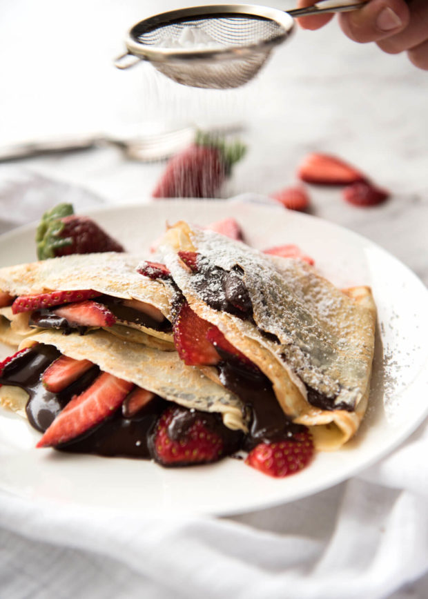 18 Delicious Savory and Sweet Crepe Recipes You Have to Try