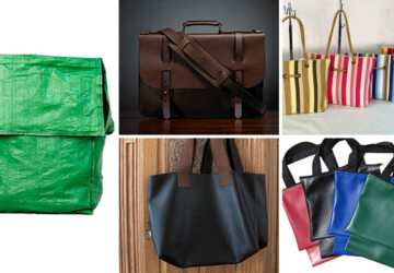 Top 5 Materials for Making Bags - vinyl, rubber, reusable, polypropylene bags, polypropylene, materials, leather, fabric, eco-bag, eco bags, bag