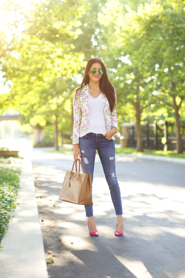 16 Stylish Ways to Dress Up your Favorite Basic Tee This Summer (Part 2)