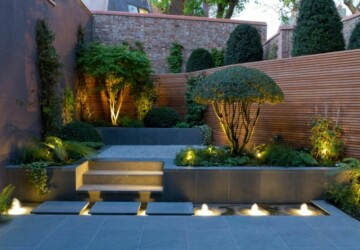 18 Gorgeous Zen Garden Ideas - zen garden, zen, landscape frond yard, garden lightening, garden ideas