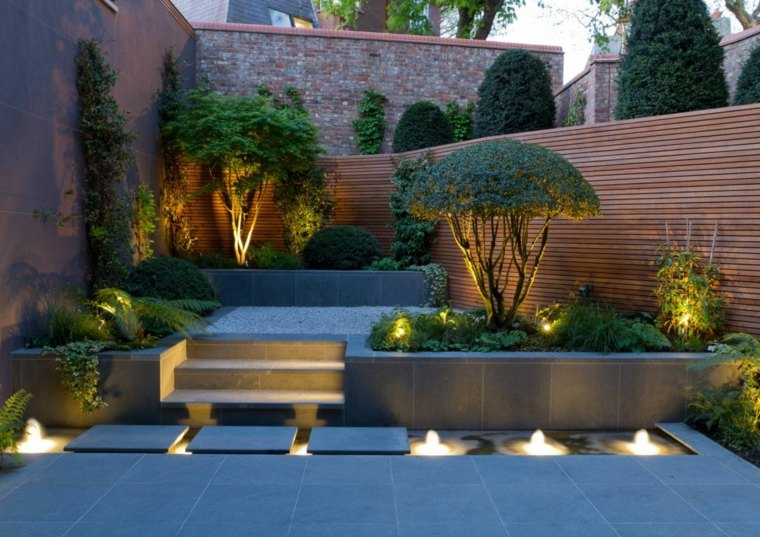 18 gorgeous zen garden ideas style motivation - Jardin moderne zen villeurbanne ...