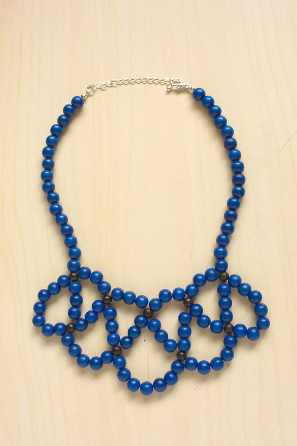 17 Easy to Make DIY Statement Necklace Ideas
