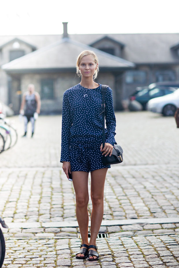 How To Wear Polka Dots Like A Fashion Boss: 20 Great Outfit Ideas