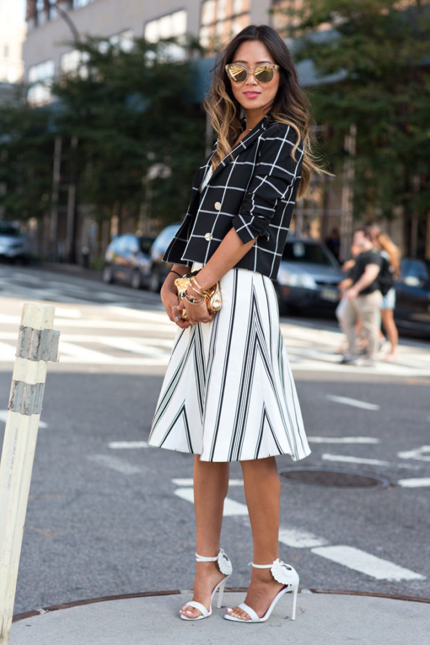 18 Inspiring Summer Workwear Ideas To Copy This Season