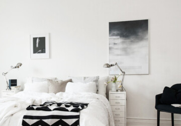 16 Cozy and Charming Scandinavian Bedroom Design Ideas - Scandinavian style, scandinavian look, Scandinavian interior, scandinavian bedroom design, scandinavian bedroom, scandinavian, bedroom design, bedroom decor ideas