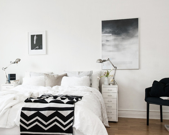 16 Cozy and Charming Scandinavian Bedroom Design Ideas