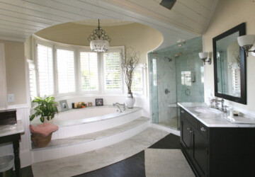 18 Gorgeous Step Up Bathroom Design Ideas - step up bathroom, Bathroom Design Ideas, bathroom design