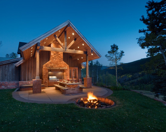 16 Hottest Outdoor Fire Pit Design Ideas