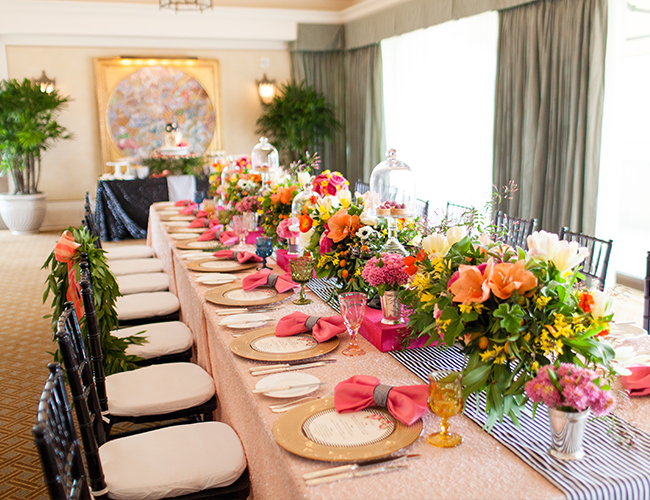 15 beautiful bridal shower tablescape ideas style motivation