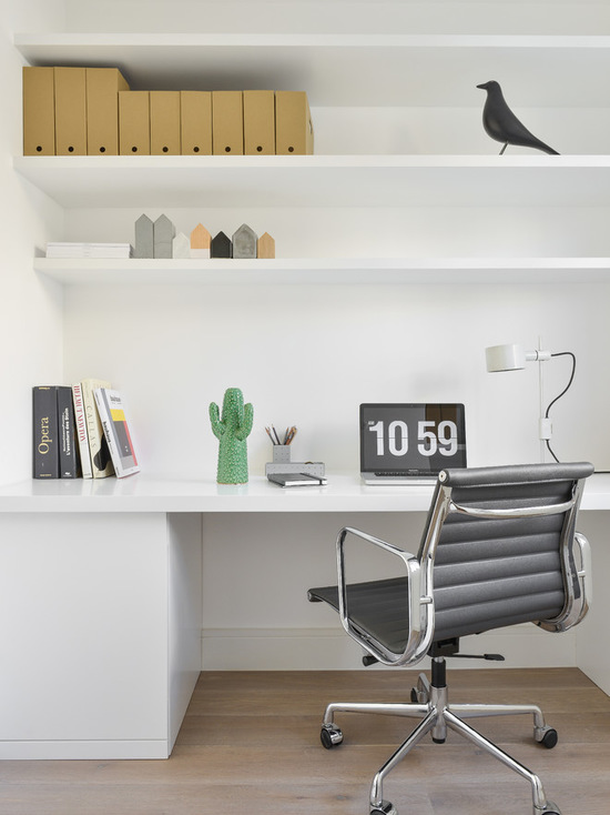 18 Scandinavian Home Office Design Ideas That Encourage Work Creativity