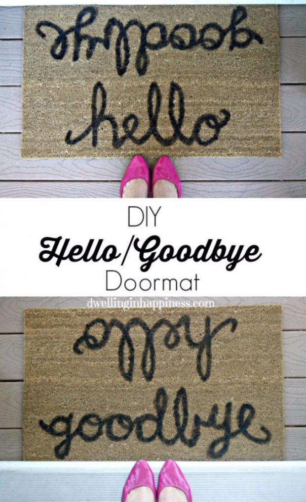 14-inviting-diy-welcome-mat-ideas-you-could-easily-craft-14