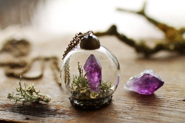 15 Irresistible Handmade Amethyst Jewelry Designs You'll Fall In Love With (4)