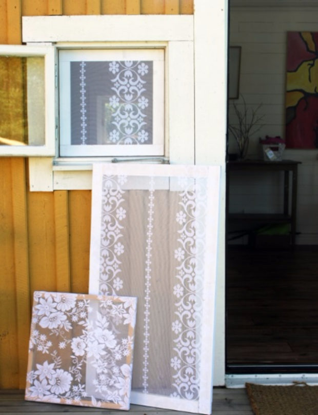 16 Cool, Easy and Cheap DIY Ideas To Dress Up Your Windows (1)