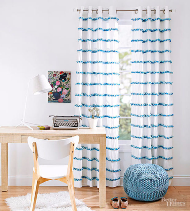 16 Cool, Easy and Cheap DIY Ideas To Dress Up Your Windows (2)