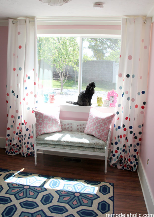 16 Cool, Easy and Cheap DIY Ideas To Dress Up Your Windows (5)